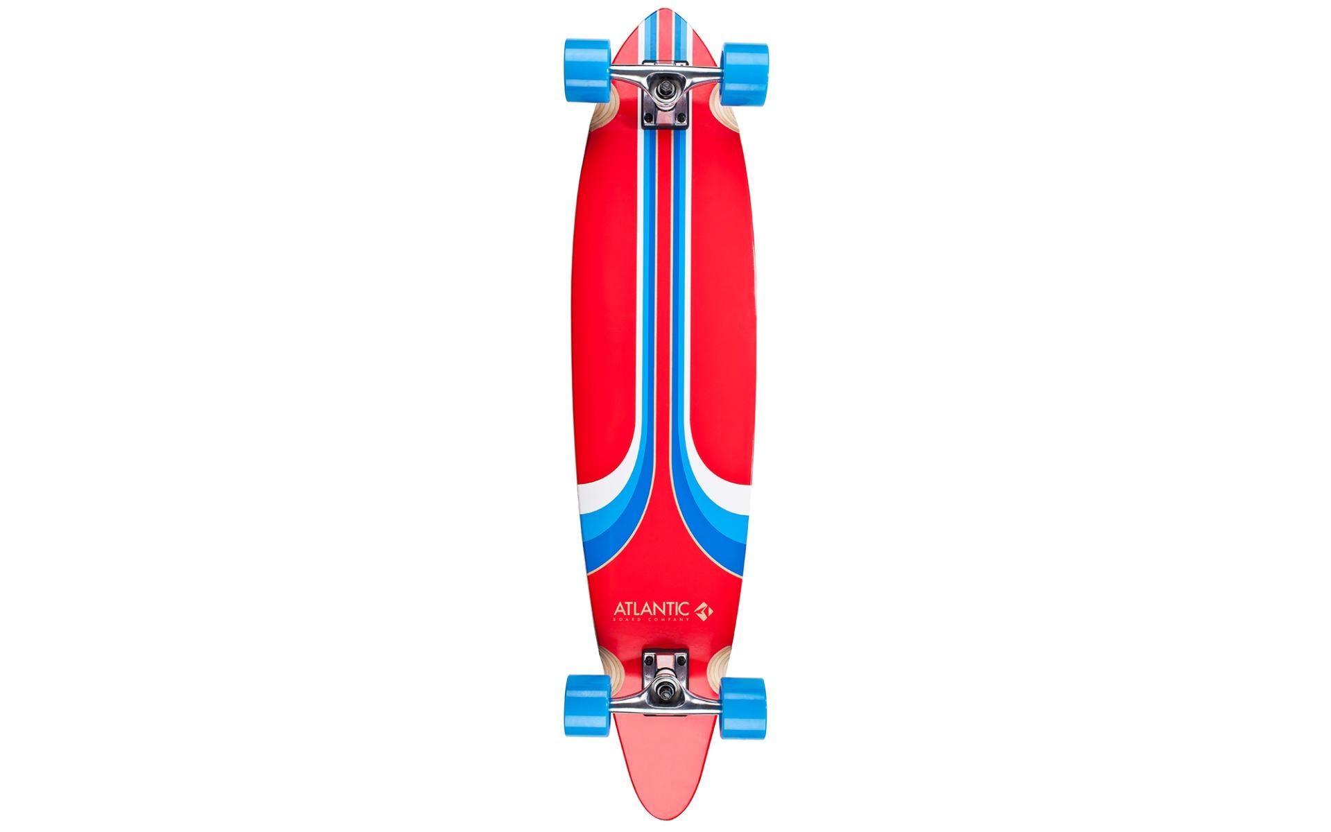 Skate Atlantic Pintail Atlas 40 Rosu