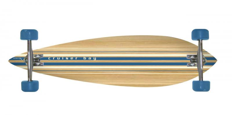 Longboard Nextreme Cruiser Bay