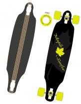 Longboard Spartan Maple Surfer 38