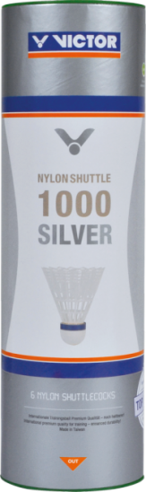 Fluturasi Victor Nylon Shuttle 1000 3er