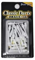 Varfuri darts plastic 30 mm