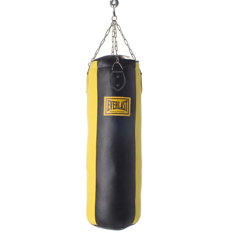 Sac box Everlast PU umplut 100 cm