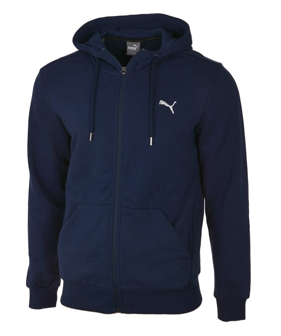 Hanorac Puma Full Zip Hoody