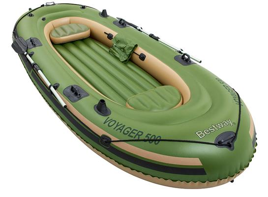 Barca gonflabila Bestway Hydro Force Voyager 500
