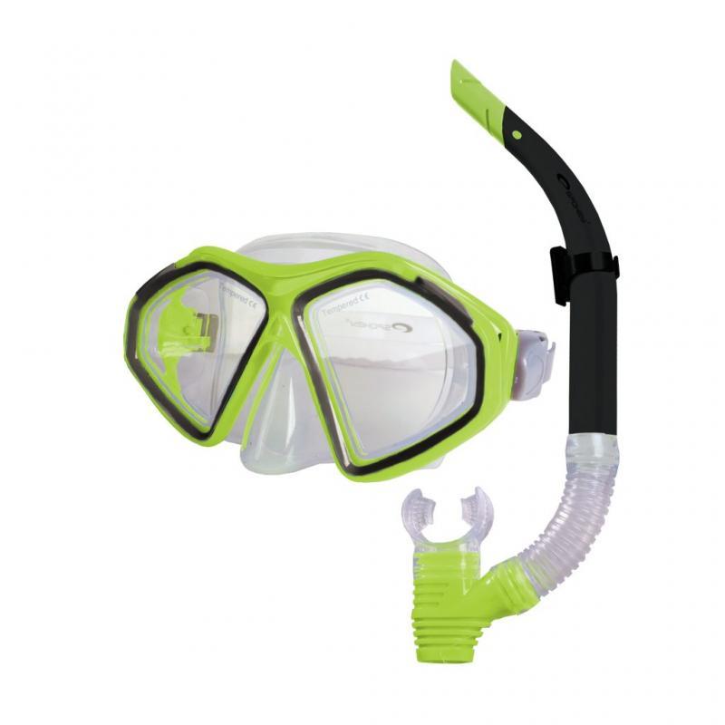 Set ochelarii+tub Spokey Kraken II