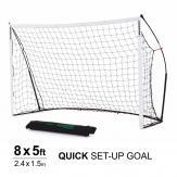 Poarta fotbal Quickplay Kickster Academy 2.4x1.5m