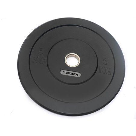 Disc De Fonta Cu Protectie De Cauciuc Toorx