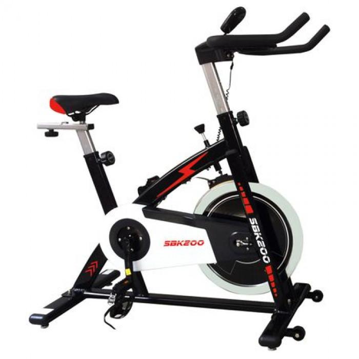 Bicicleta Spinning Techfit Sbk200-resigilate