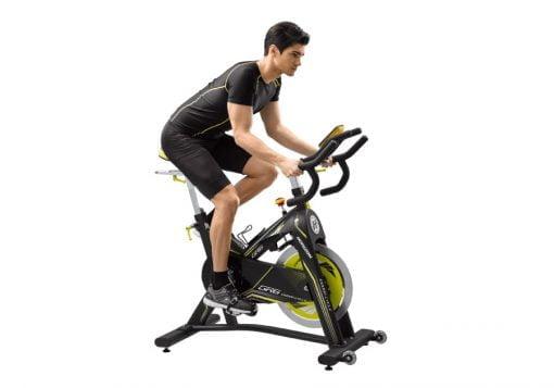 Bicicleta Indoor Cycling Horizon Gr6