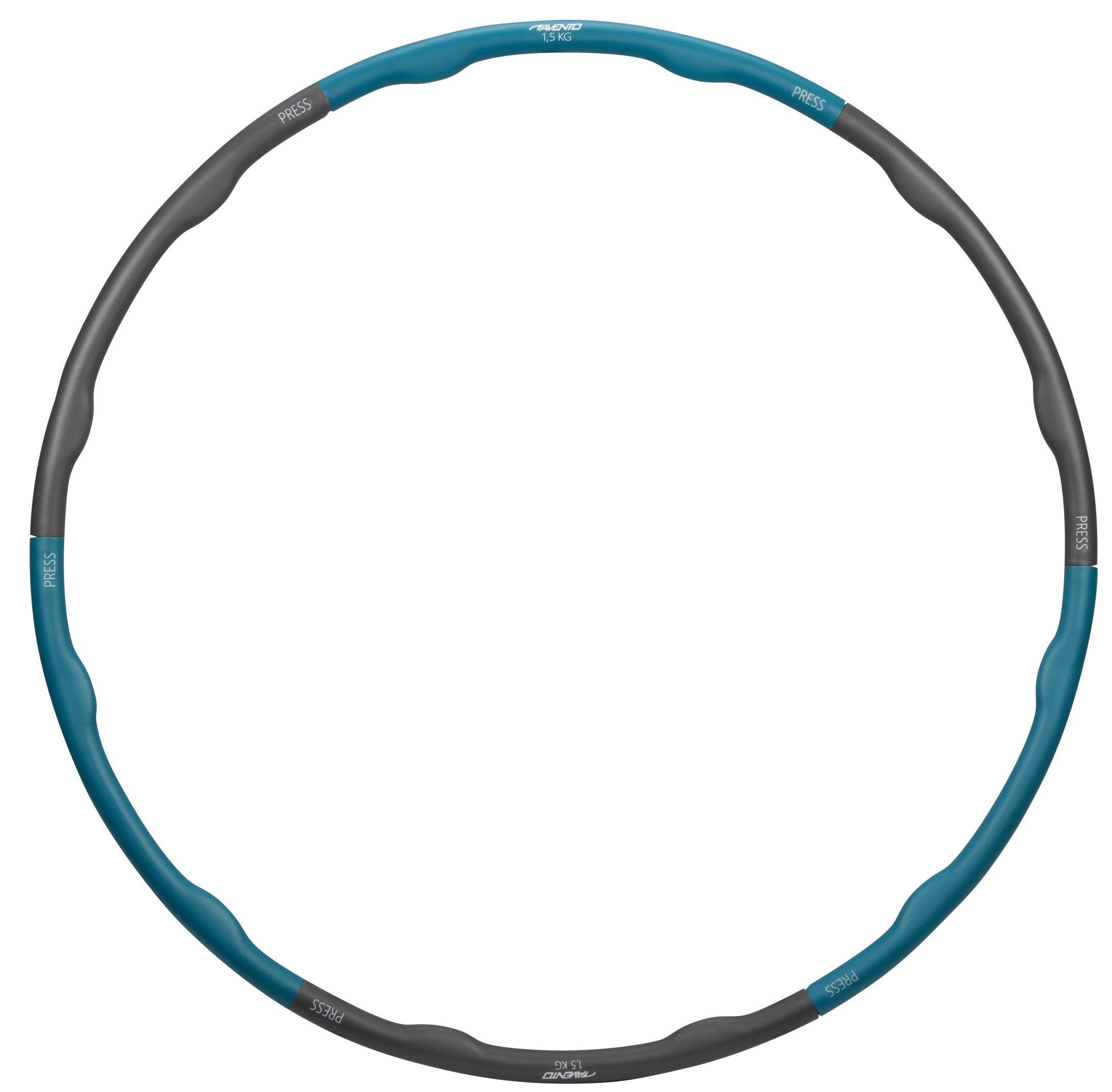 Cerc spuma Hula Hoop, fitnes, 1.5 kg