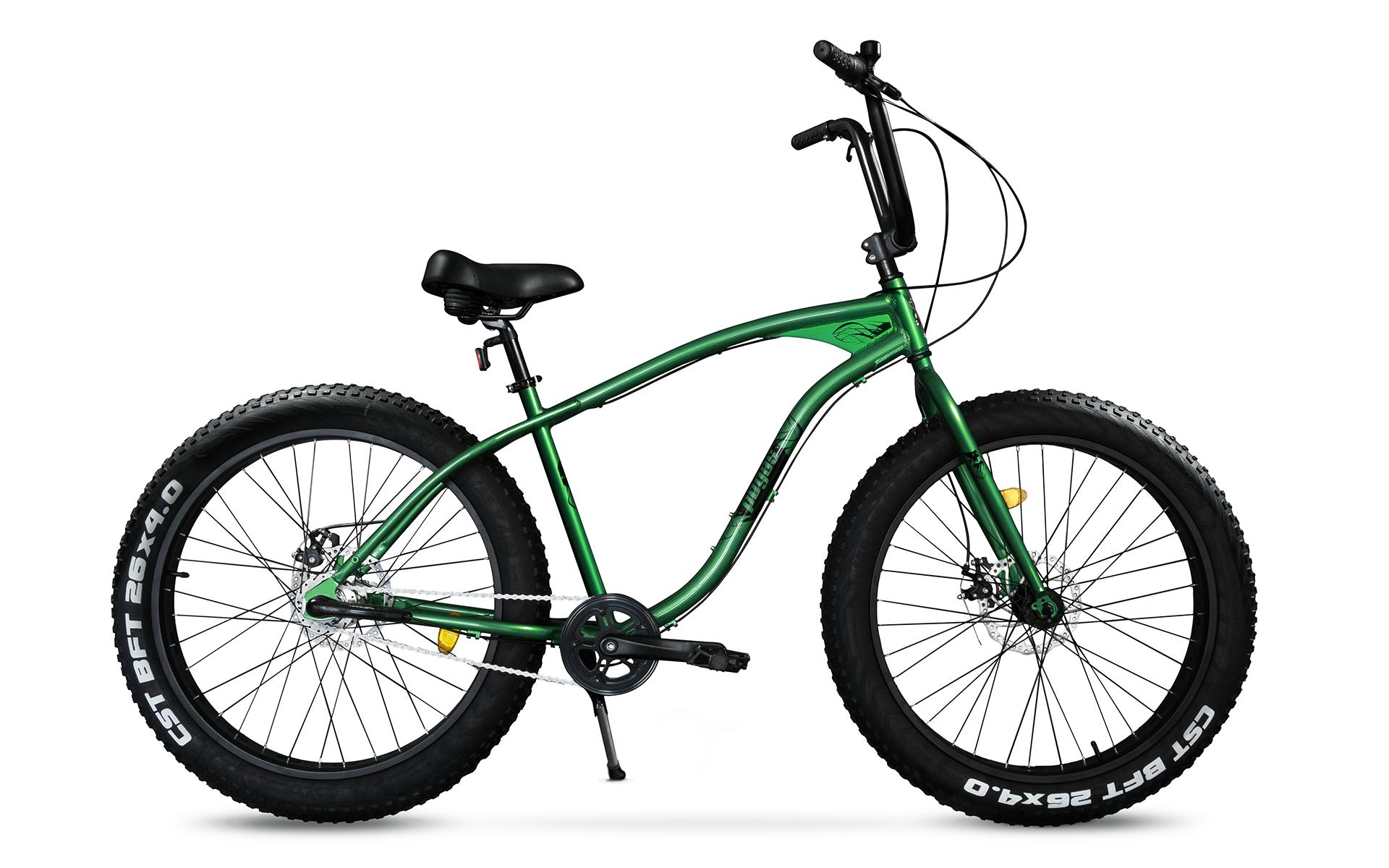 Cutezator Ev - Verde Smarald