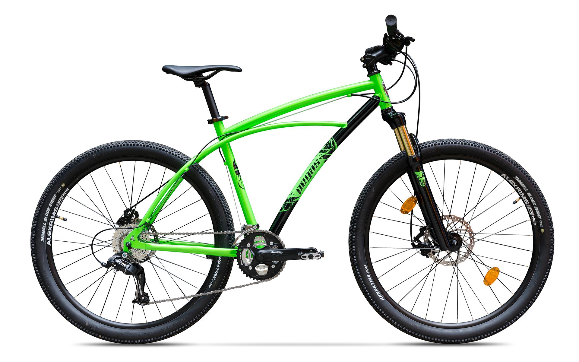 Drumet Verde Neon