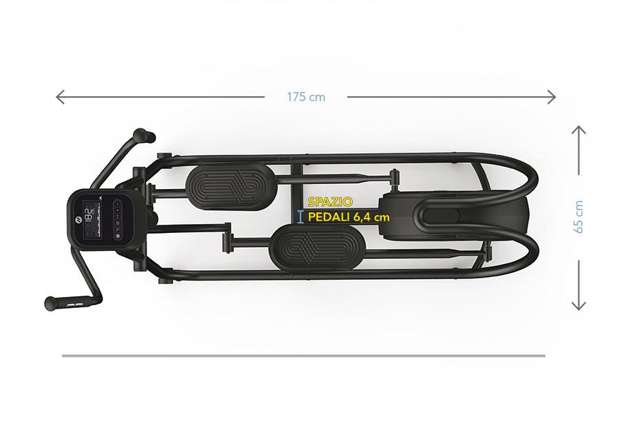 Bicicleta Eliptica Horizon Citta Et 5.0