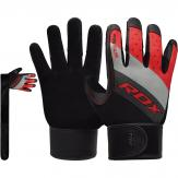 GYM GLOVES SUMBLIMATION F41 RED