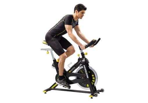 Bicicleta Indoor Cycling Horizon Gr3