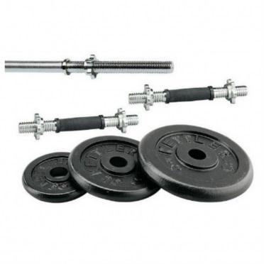 Kettler Cast-iron Dumbbell Set 51,8 Kg