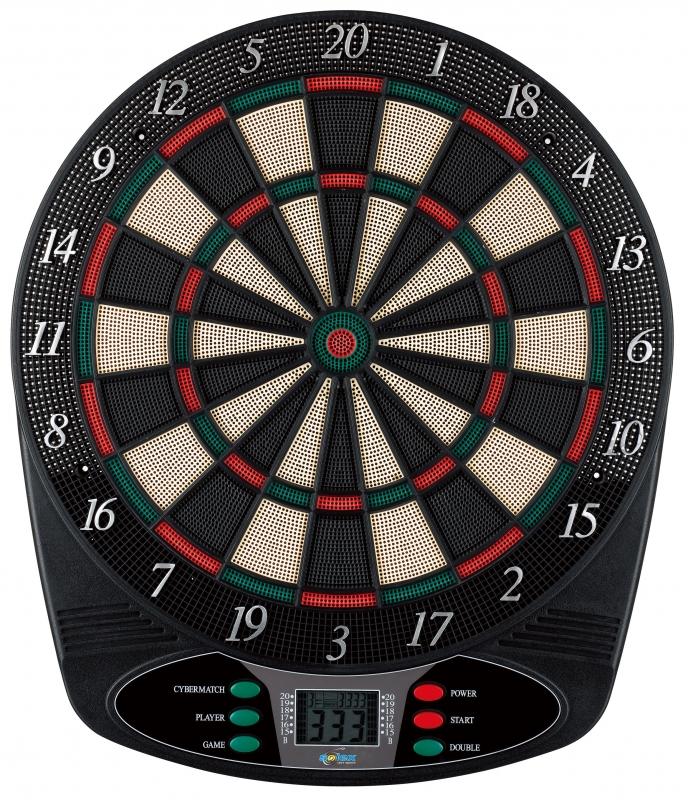 "Placa Darts Electronica ""classic"" 1 - 8 Jucatori"