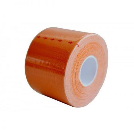 Banda Kinesiologica, 5cm X 5m, Culoare: Orange