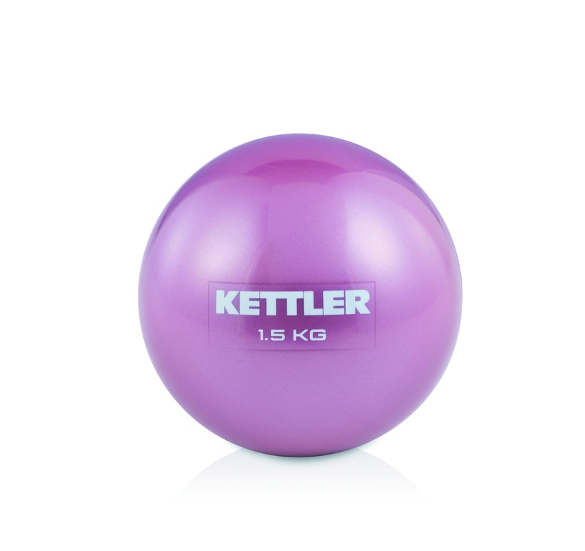 Toning Ball 1,5 Kg /burgundy