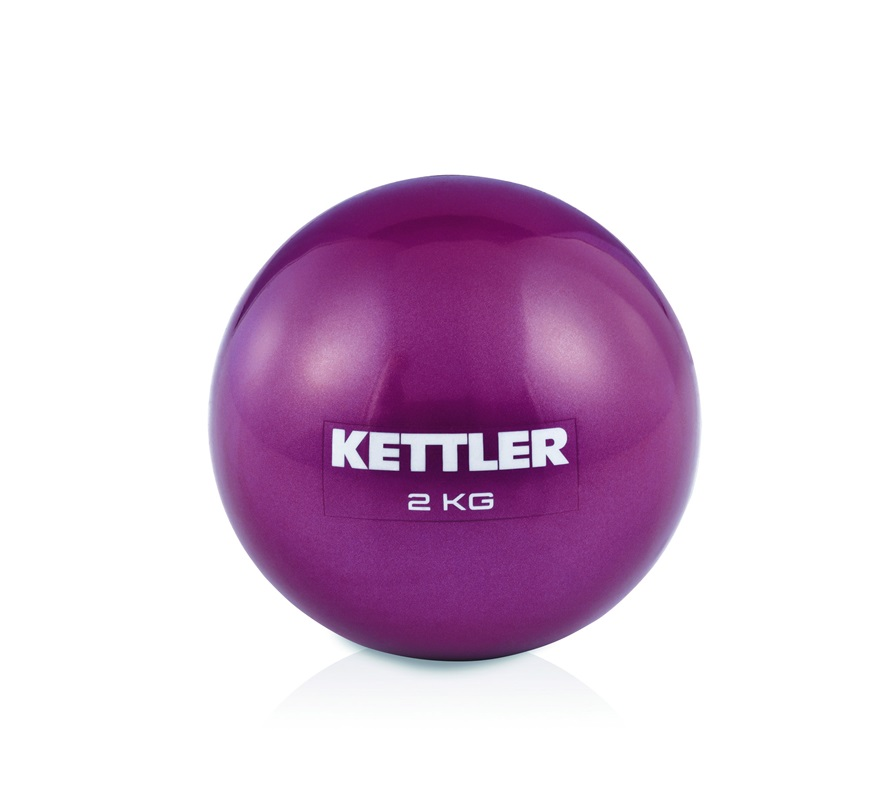 Toning Ball 2 Kg /burgundy