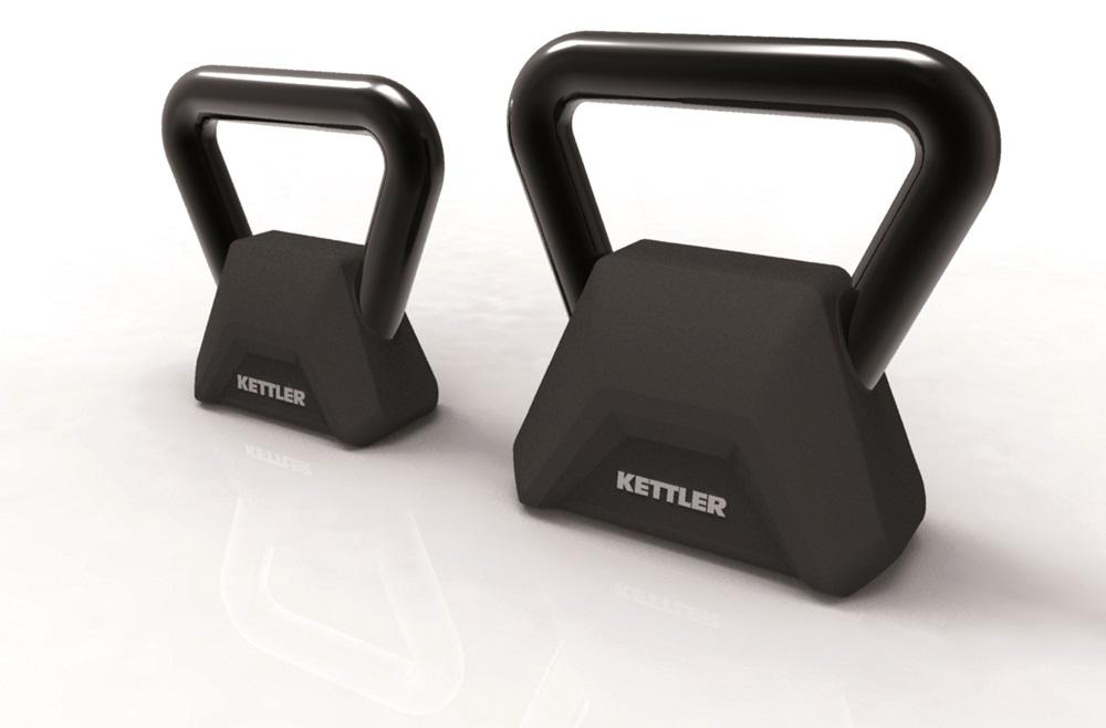 Kettlebell 5 Kg, Negru