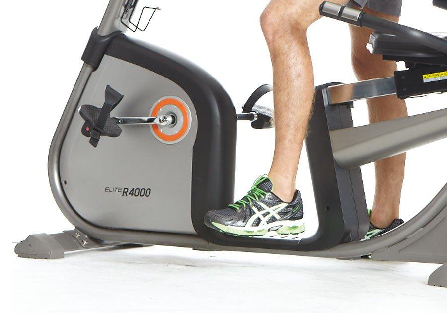 Bicicleta Fitness Cu Spatar Horizon Elite R4000