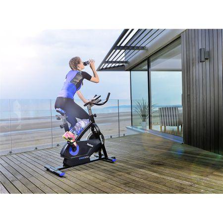 Bicicleta De Spinning  Reebok Gsb One Series