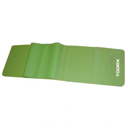 Banda Latex Toorx Medium Verde