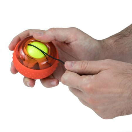 Minge Pentru Antrenamentul Mainilor Si A Antebratelor Techfit, Powerball