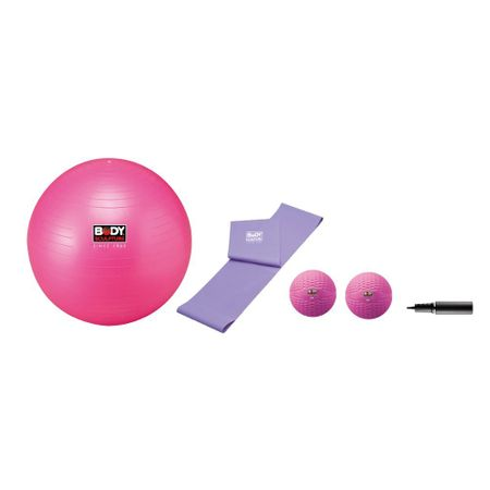 Set Fitness Pilates-aerobic Body Sculpture