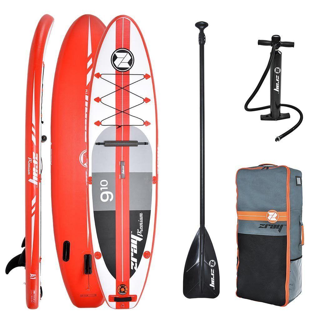Paddle Board Jilong Z-ray W1 Pro Sup Set