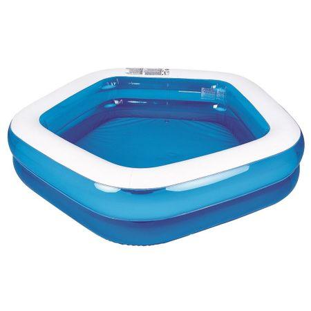 Piscina Gonflabila Pentru Copii Si Adulti Giant Pentagon Pool