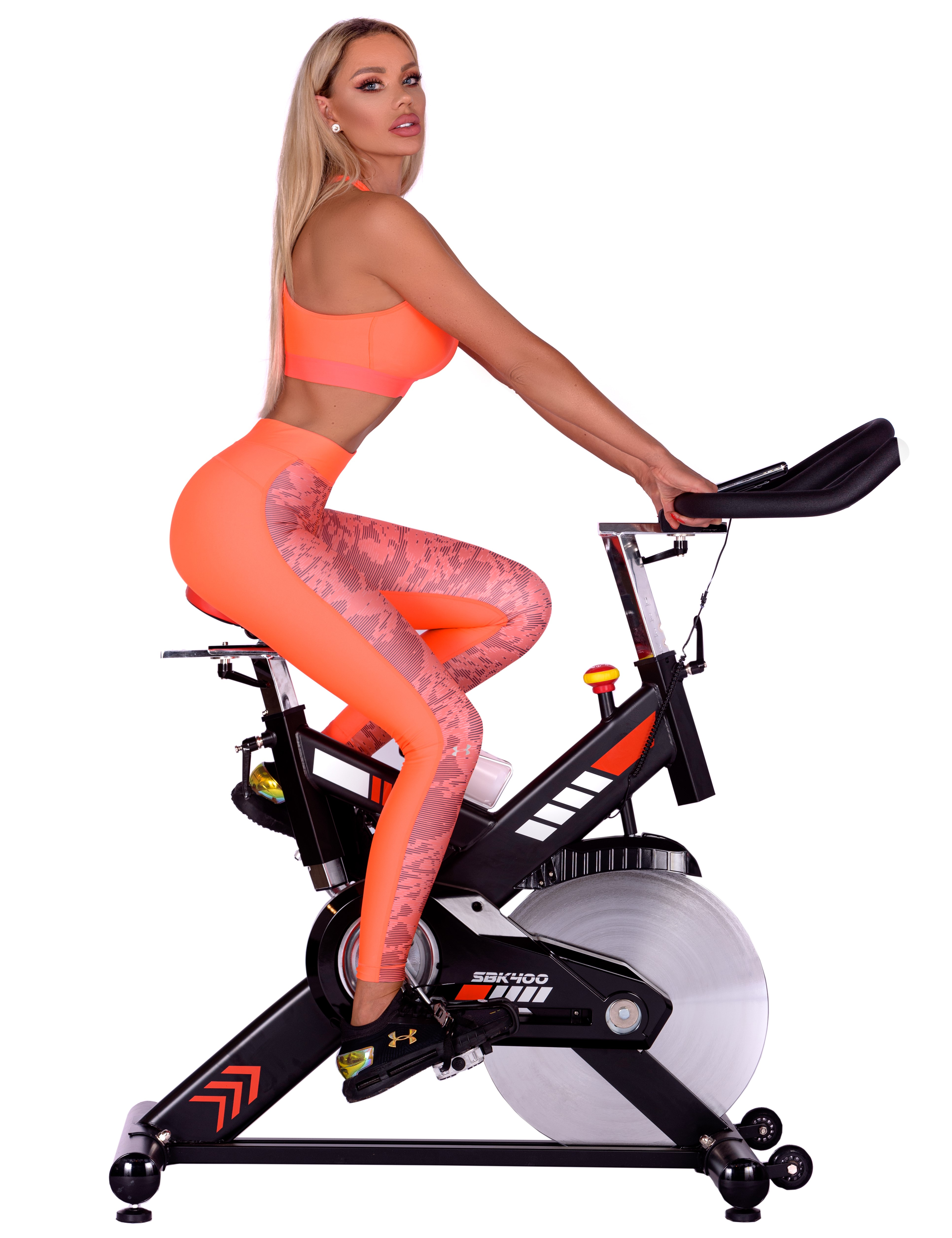 Bicicleta Spinning Techfit Sbk400
